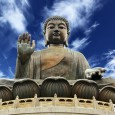 1-Статуя Большого Будды на острове Лантау