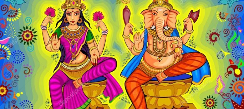 depositphotos_126832384-stock-illustration-goddess-lakshmi-and-lord-ganesha